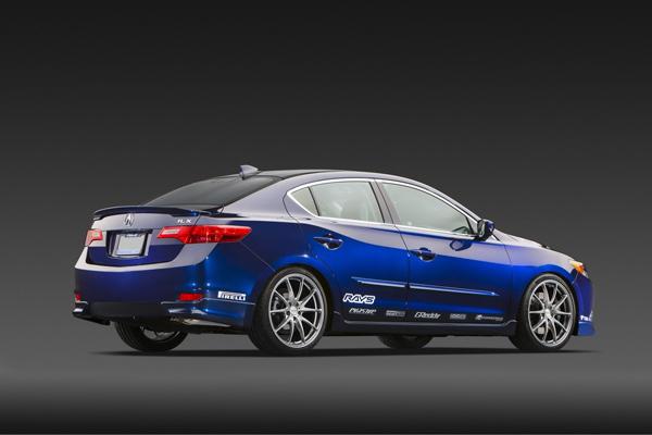ILX Street Build - новый концепт от Acura