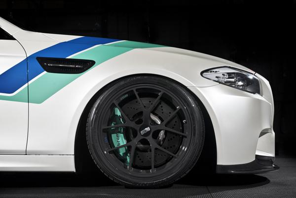 IND презентовал тюнингованный BMW M5 F10