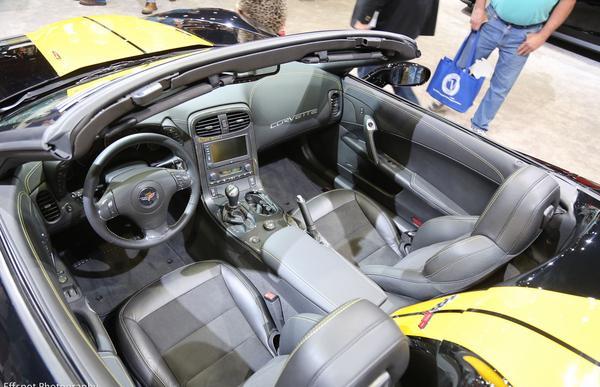 Chevrolet Corvette 427 Collector Edition на SEMA