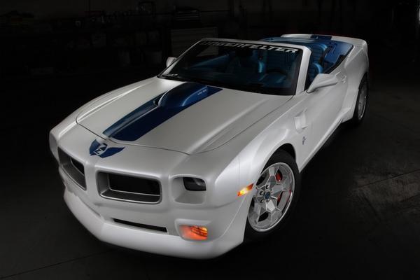 Lingenfelter превратил Chevrolet Camaro в LPE LTA