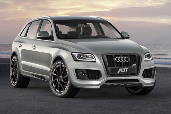 ABT Sportsline доработал обновленный Audi Q5 2013
