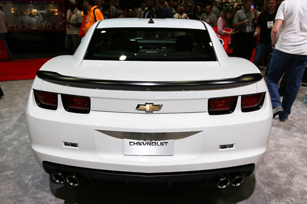 Chevrolet Camaro V6 Performance Concept