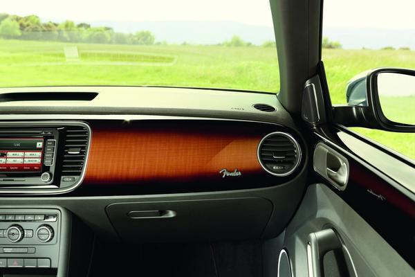 Volkswagen Beetle Fender – «музыкальный» эксклюзив