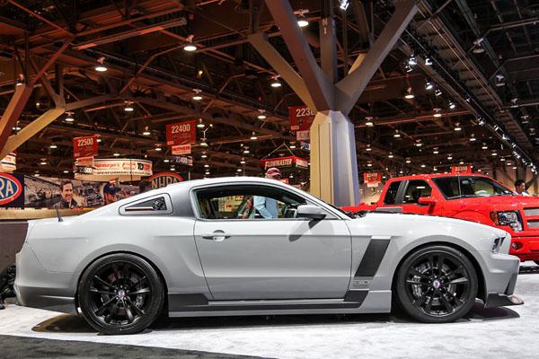 Ringbrothers показал доработанный Ford Mustang GT