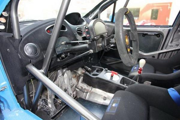 Chevrolet Matiz оснастили 7,0-литровым двигателем