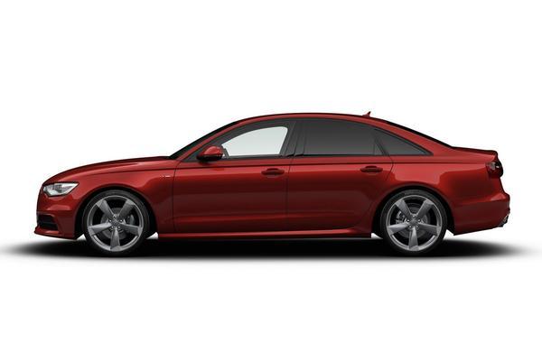 Audi подготовила Black Edition для моделей А6 и А7