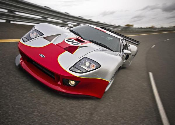 RH Motorsports представил Ford GT1-S и GT3-S
