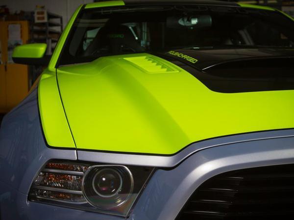 Roush обновил тюнинг-пакет для Ford Mustang 2013