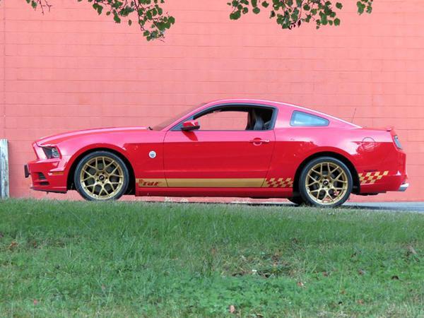Holman&Moody представили Ford «TdF» Mustang 2014