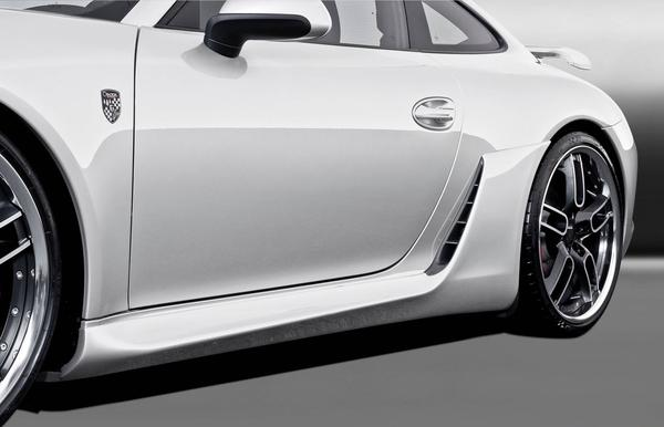 Caractere Exclusive создал пакет для Porsche 911
