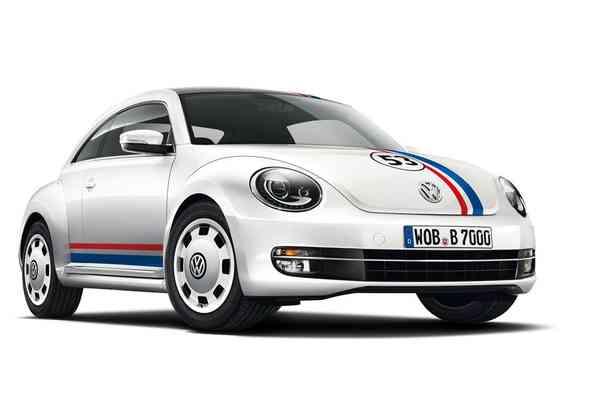 Volkswagen Beetle Edition 53 – новинка для Испании