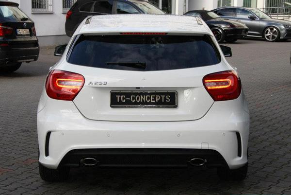 Mercedes-Benz A250 в тюнинге TC Concepts