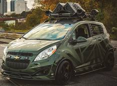 Chevrolet Spark от Enemy to Fashion