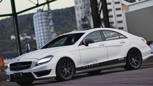GAD Motors «перезарядил» Mercedes CLS 63 AMG