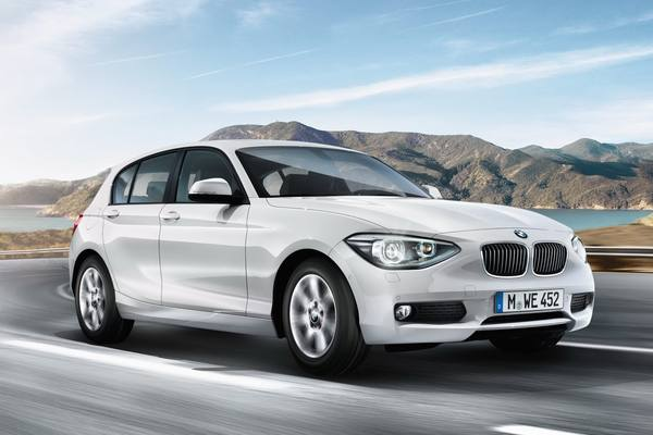 BMW 116d показал расход равный 2,7 л/100 км