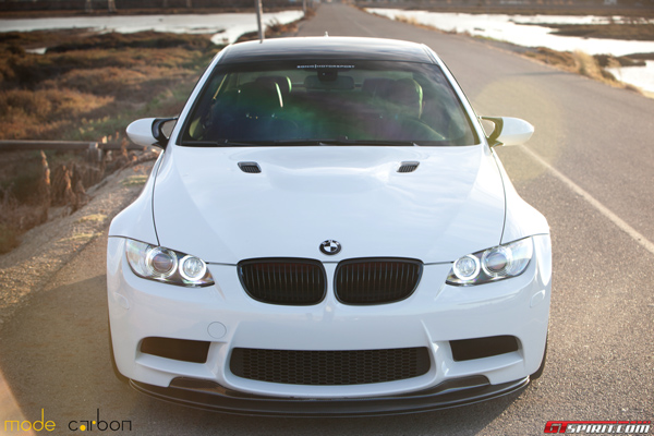 Mode Carbon презентовал BMW M3 Coupe Snow White