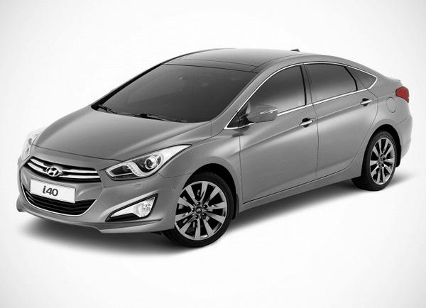 Седан Hyundai i40 обрел новую комплектацию Base