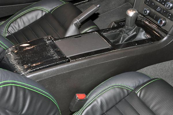 Ford Mustang Convertible в тюнинге TruFiber
