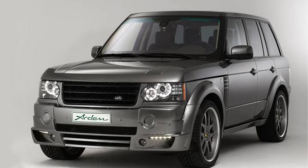 Arden представил тюнинг-пакет для Range Rover 2012