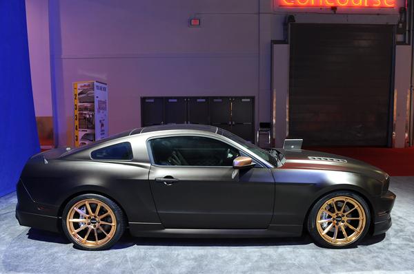 Ford Mustang High Gear выставлен на аукцион eBay