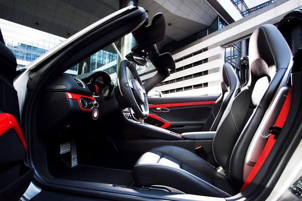 Новые данные о Porsche Boxster (981) от TechArt