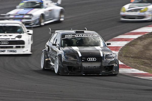TS Racing построил 1074-сильный болид Audi S3