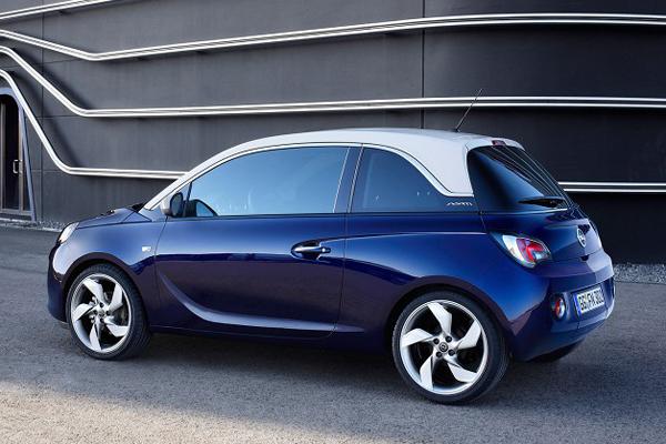 Opel работает над «заряженной» версией Adam OPC