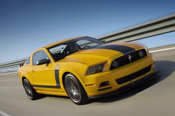 Ford прекращает производство Mustang Boss 302