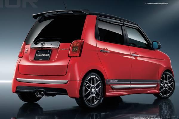 Mugen анонсировал тюнинг-пакет для Honda N-One