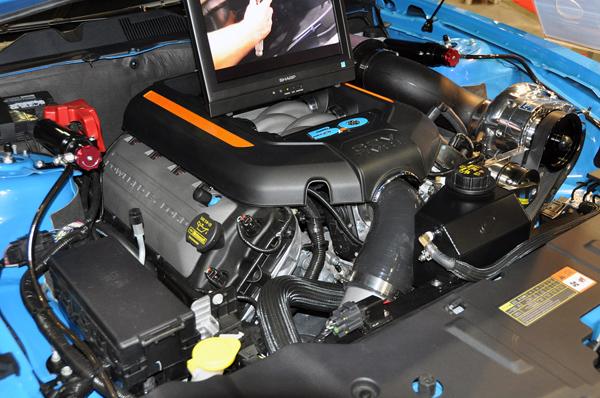 Ford Mustang GT – эксклюзив от Bojix Design