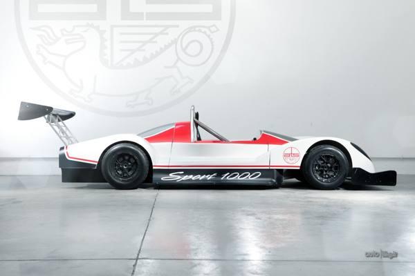 ATS представил свою первую модель Sport 1000