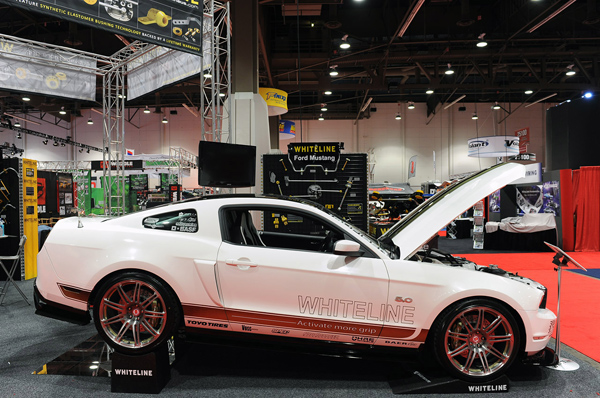 Ford Mustang Ringleader от Cars by Kris