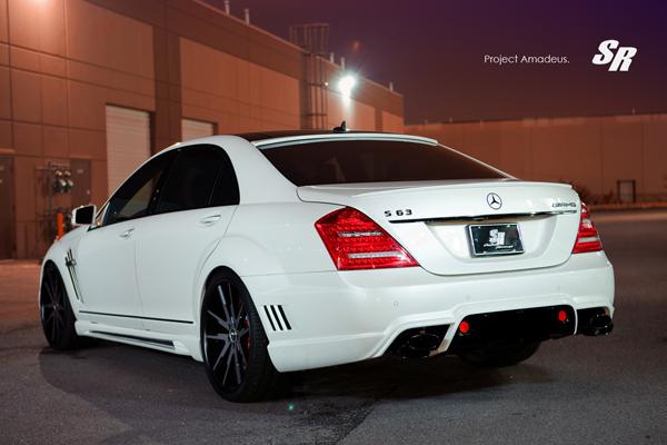 Mercedes-Benz S-Class Amadeus от SR Auto Group