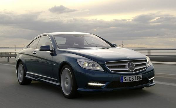 Mercedes-Benz поведал подробности о CL-Class 2014