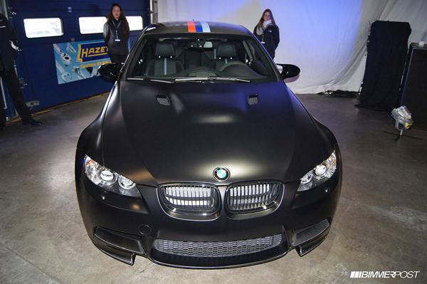 BMW анонсировал M3 DTM Champion Edition