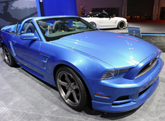 Ford Mustang V6 Convertible � ������� Stitchcraft