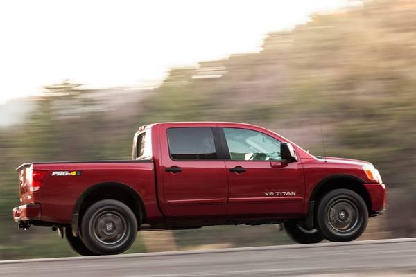 Nissan объявил стоимость обновленного Titan 2013
