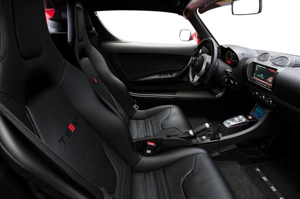 Преемник Tesla Roadster появится в 2017 году
