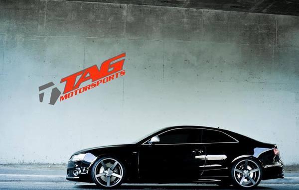 В TAG Motorsports доработали Audi S5
