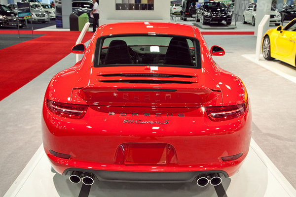 В США Porsche 911 (991) получил новые опции