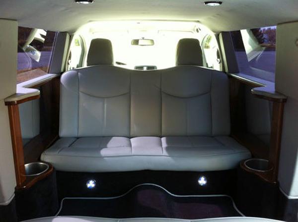 На eBay продается лимузин на базе Nissan Leaf