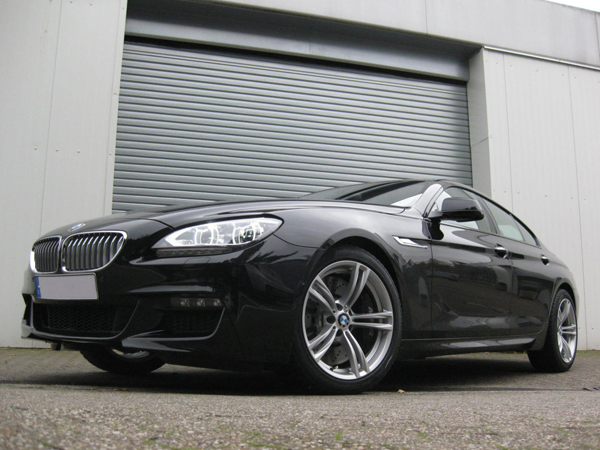 BMW 650xi Grand Coupe от Manhart Racing