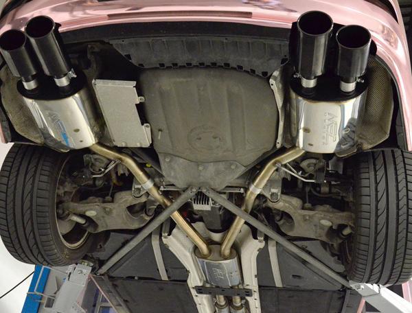 Unicate добавил индивидуальности BMW 650i (E63)