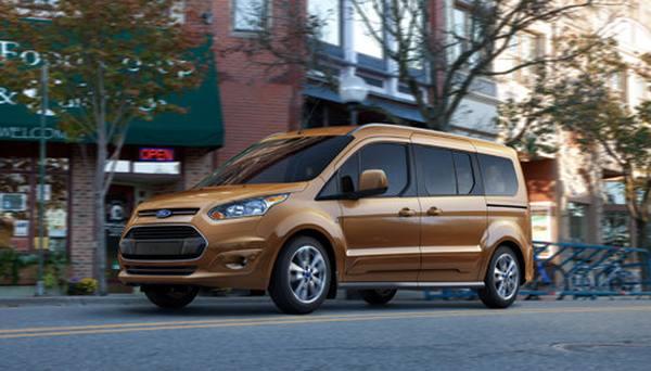 Новые данные о будущем Ford Tourneo Connect