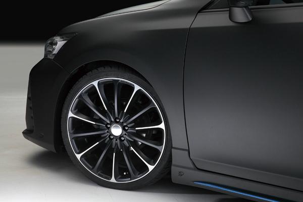 Wald International обновил пакет для Lexus CT 200h