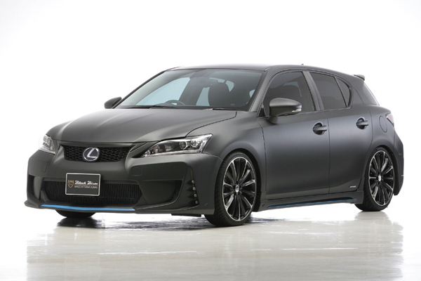 Wald International обновил пакет для Lexus CT 200h