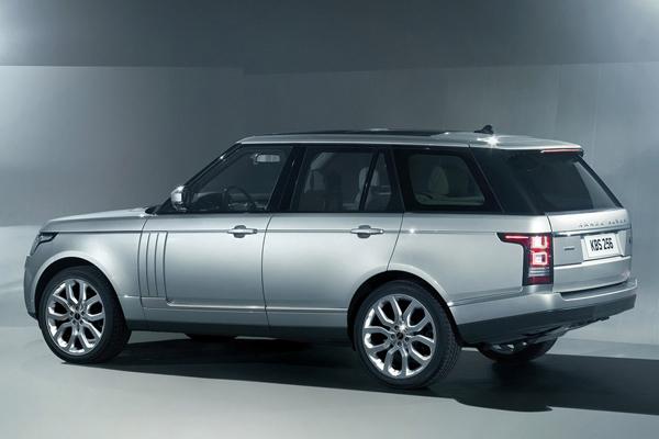 Land Rover готовит «заряженный» Range Rover Sport