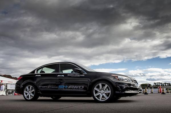 Honda работает над новой трансмиссией для NSX