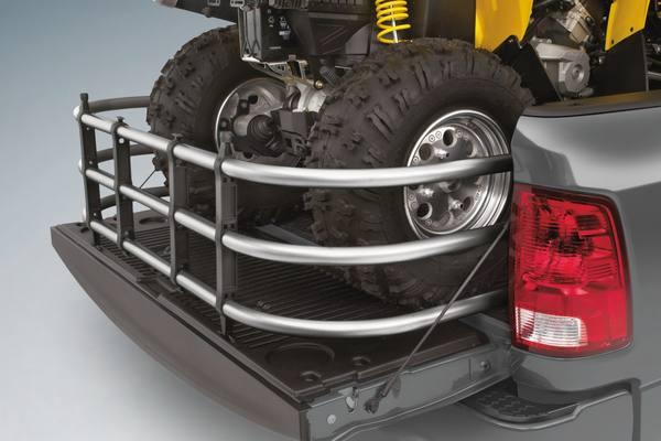 Mopar выпустил набор аксессуаров для Dodge Ram