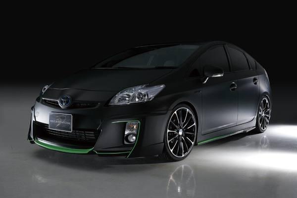 Wald обновил тюнинг-пакет для Toyota Prius